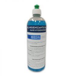 Gel higienizante isopropílico 1000